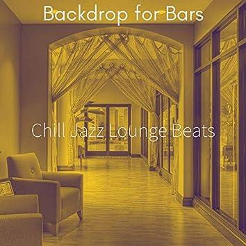 Backdrop for Bars