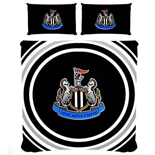 Newcastle United Football Club double Housse de couette Taie d'oreiller Parure de lit