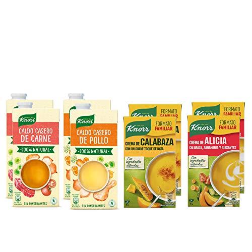 Crema De Verduras Knorr Ingredientes