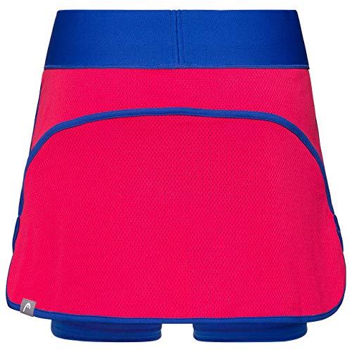 Head Falda para Mujer Smash Skirt, Mujer, Skirts, 814310-MAROXL, Multicolor (Maro), Extra-Large