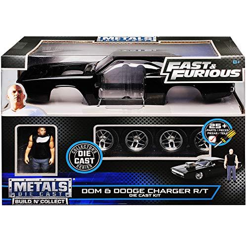 Dodge Charger R/T mit Figur Dom Toretto...