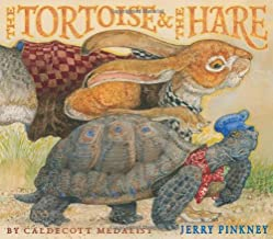 the tortoise and the hare jerry pinkney