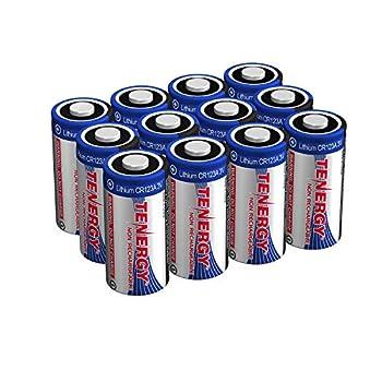 Best cr 123a lithium batteries Reviews