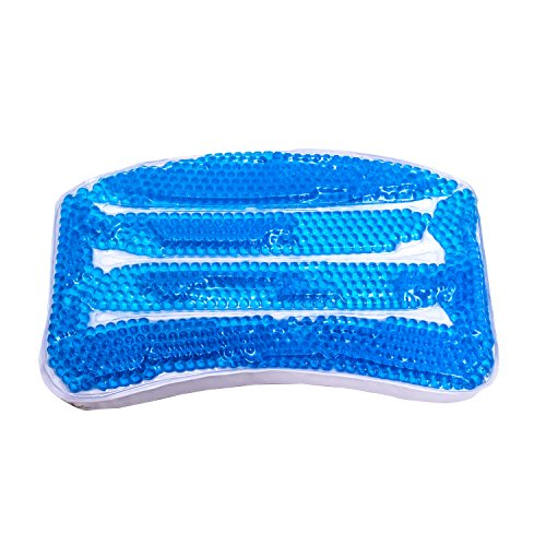 Splash Home Gel-B Non Slip Bath Pillow Luxurious Cushion Spa for Bathtub,...