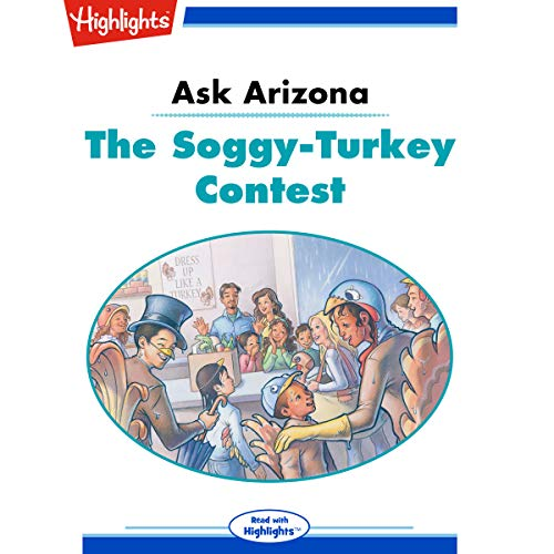 Ask Arizona: The Soggy Turkey Contest copertina