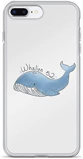 iPhone 7 Plus/8 Plus Pure Clear Case Cases Cover Whalien 52 {BTS}
