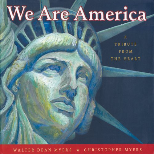 We Are America audiobook cover art
