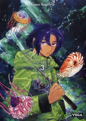 Deep sea aquarium Magmell - Tome 3
