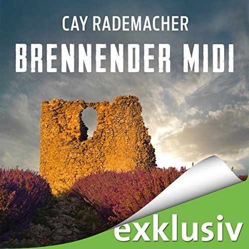 Brennender Midi (Capitaine Roger Blanc 3) audiobook cover art