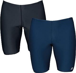 SwimTech Jammer Swim Shorts Mens Boys Swimwear Trunks