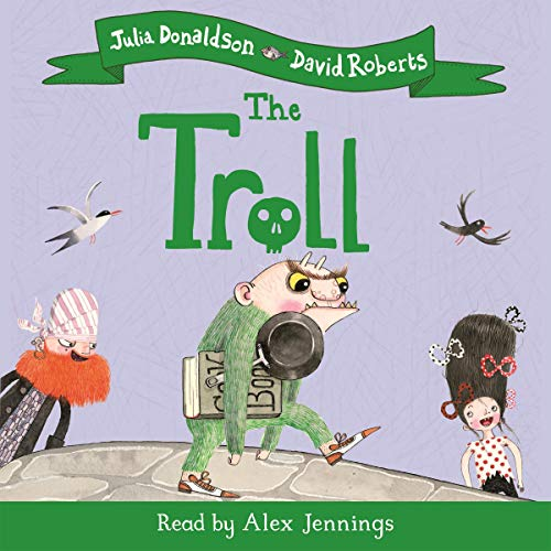 The Troll cover art