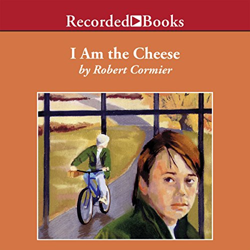I Am the Cheese audiobook cover art