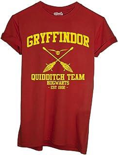 Felpa Girocollo Hufflepuff Quidditch Harry Potter Choose ur Color Film