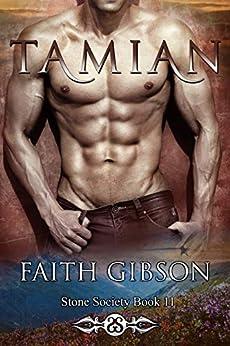 Tamian (Stone Society Book 11) by [Faith Gibson, Jay Aheer]