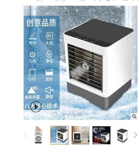 Weiermi 2019 - Ventilador de aire acondicionado silencioso con 3 ...