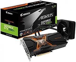 Gigabyte - Gigabyte Aorus GTX 1080 Ti Waterforce Xtreme 11GB GDDR5X - GVN108TAW-00-G - Tarjeta Grafica