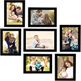 Baba handicrafts Wall Photo Frame for Living Room, Bedroom Family Memories Wall Photo Frame||...