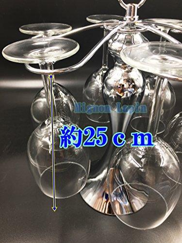 MignonLapin(ミニョンラパン)『アンティークワイングラススタンド(TK-3357)』