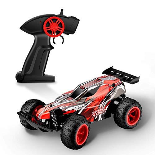 Rabing Ferngesteuertes Auto, 2,4 Ghz Schnelle Geschwindigkeit Funkgesteuert Offroad RC Auto, Remote Control Car Fernbedienung Auto für Kinder RC Stunt Auto Fahrzeug (9600)