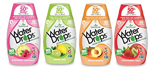 Best water flavor drops with caffeine for 2021
