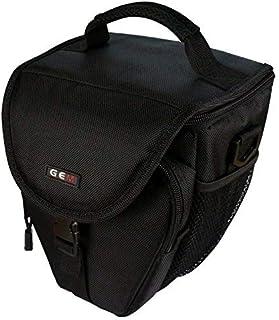 GEM N280308CANWC Caja compacta Negro estuche para cámara fotográfica - Funda (Caja compacta Canon EOS - 6D 7D 40D 50D 60Da 70D 450D 500D 650D 700D 1000D 1200D Negro)