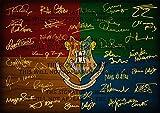 The Signature Shop 2019 Harry Potter Wappen signiert PP x