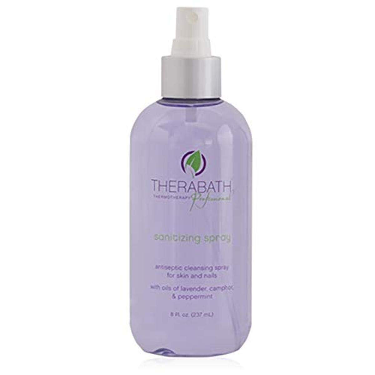 Therabath-48430 Sanitizing Spray Cleansing Max 77% OFF Antiseptic for Special price for a limited time