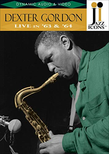 Dexter Gordon - Live in '63 & '64 (Jazz Icons)