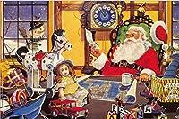パズルジグソー大人と子供 大人子供ユニークなカラフルなジグソーパズルゲームおもちゃギフトアートの壁の家の装飾のための木製のジャングルシリーズ-1000ピースのパズル 家庭用ゲーム (Color : 10)