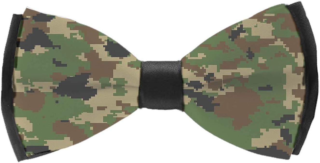Luxury Elegant Pre-Tied Bowtie For Men & Boys, Formal Wedding Bow Tie
