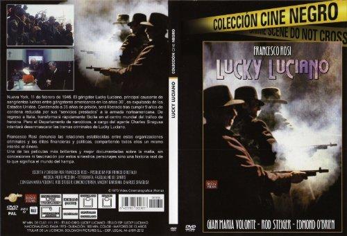 Lucky Luciano (1973) (Import Edition) (Non Us Format) (Region 2) by Vincent Gardenia, Silverio Blasi, Charles Cioffi, Larry Gates, Magda Konopka Gian Maria Volonte