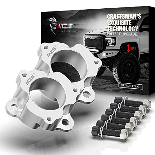 MZS 2' Front Leveling Lift Kit Compatible with 2005-2020 Frontier | 2005-2015 Xterra | 2005-2012 Pathfinder | 2009-2012 Equator 2WD 4WD