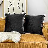 Home Brilliant 2 Pieces Accent Pillowcases...