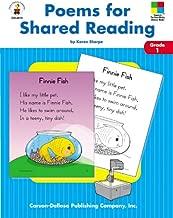 Poems for Shared Reading, Grade 1 (Four-Blocks Literacy Model)