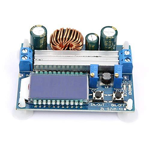 Convertitore automatico boost/buck DC-DC Step UP/Down Module Regolatore di tensione da 5.5-30V a 0.5-30V con display LCD