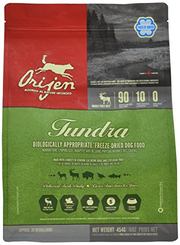 Orijen Freeze-Dried Tundra Formula
