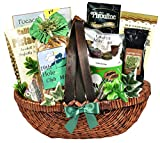 Gift Basket Village For The Love Of Golf -Golfing Gift Basket with Golf Themed Coffee Mug/Gourmet Coffee/Par-Tee Snack Mix and more..., Original, 1 Count