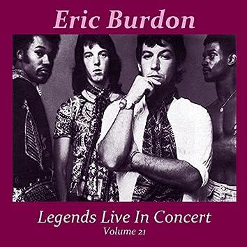 Legends Live In Concert Vol. 21