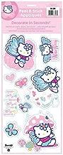 RoomMates RMK0050SS Hello Kitty Peel & Stick Single Sheet