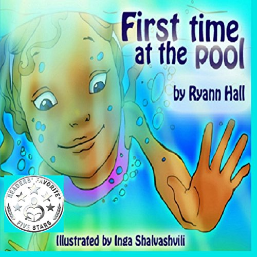 First Time at the Pool cover art
