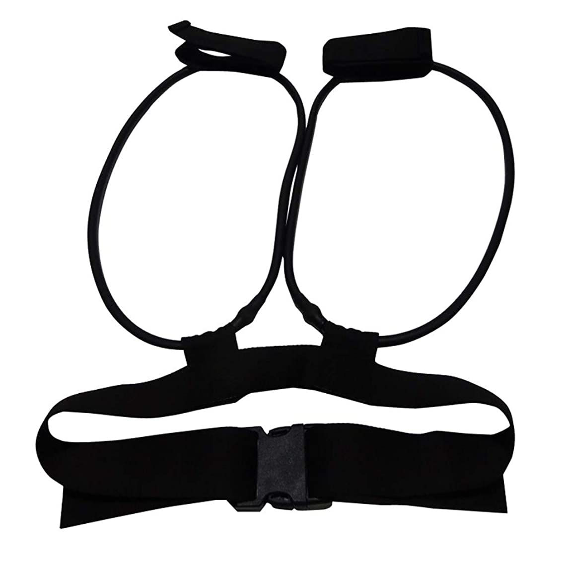 Yoga Pull Band Resistance Belt, Workout Flexbands for Physical Therapy, Rehab, Stretching, Home Fitness Leg Strength Training Muscle etc