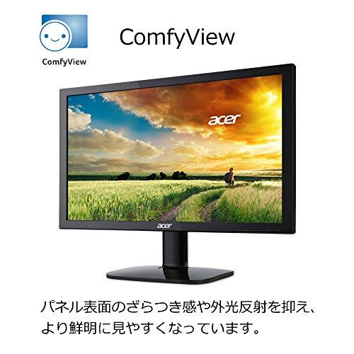 『Acer ディスプレイ モニター KA270Hbid 27インチ/フルHD/4 ms/HDMI端子付』の3枚目の画像