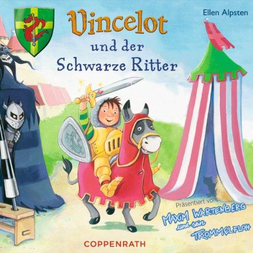 Vincelot und der schwarze Ritter Titelbild