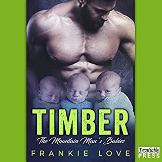 Timber audiobook cover art