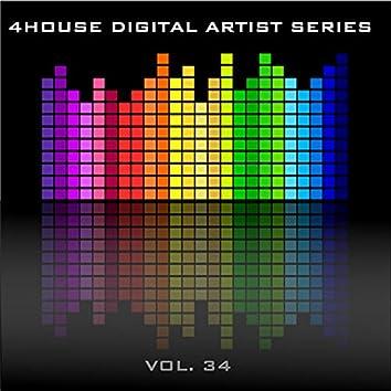 4House Digital Artist Series - Vol. 34