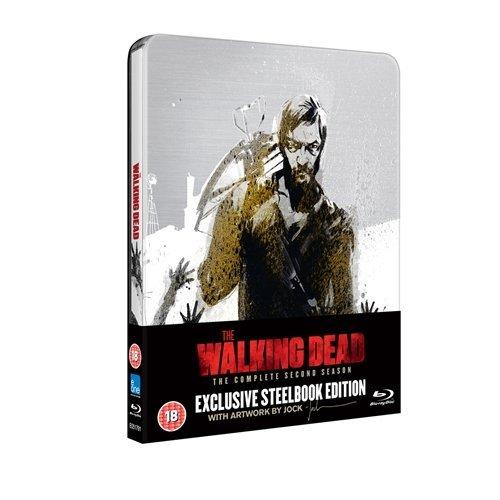 The Walking Dead - Season 2 (Uncut) (Steelbook) [Blu-ray]