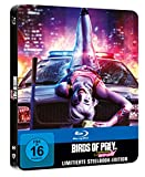 Birds of Prey: The Emancipation of Harley Quinn Steelbook [Blu-ray]