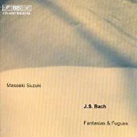 Fantasias And Fugues by J.S. BACH (2000-07-25)