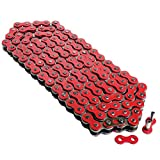 Caltric Red Drive Chain Compatible With Yamaha Raptor 350 Yfm350R 2004 2005 2006 2007 2008 2009 2010-2013