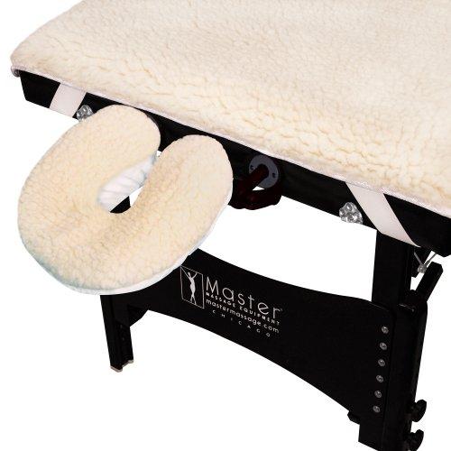 Master Massage New Ultra Fleece Pad Sheet Set for Massage Table